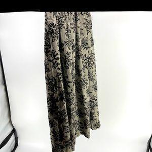 Women's Hunt Club large maxi skirt